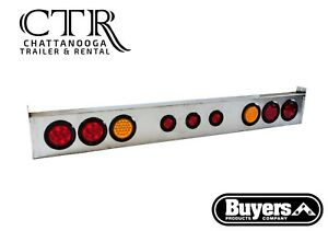 Buyers Products 8891167 66 Inch Round Led Light Bar Kit
