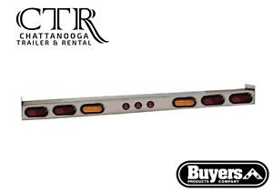 Buyers Products 8891178 77 Inch Oval Led Light Bar Kit