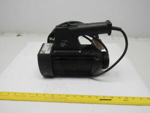 Standard Pump Sp enc v 120v Variable Speed Drum Barrel Pump