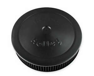 Holley 120 102b Holley Air Cleaner 14 Black