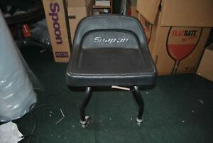 Snap On Creeper Roller Seat Black Used Good Shape