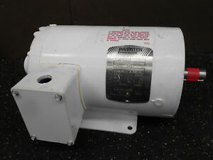 Baldor Electric 1dwnm3546t Inverter Drive Motor