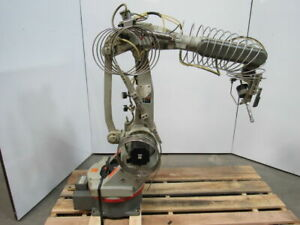 Yaskawa Motoman Yr sk16 Robotic Arm Robot Only 6 Axis 16kg Payload Waterjet