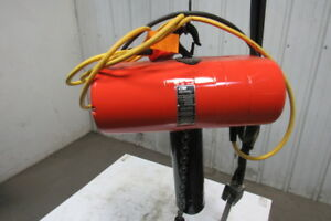 Cm Lodestar Model J 1 2 Ton Electric Chain Hoist 20 Travel 32fpm 208 230 460v