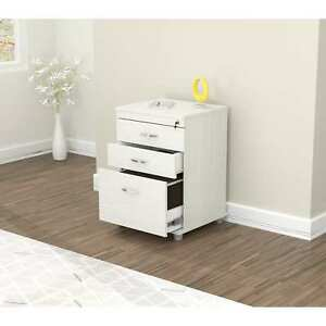 Havenside Home Bellport Locking File Cabinet
