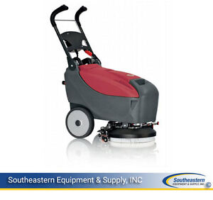 Minuteman E14 Battery Floor Scrubber