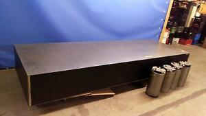 Nrc Newport Rs4000 412 18 Isolation Laser Lab Optical Table 12 x4 x18