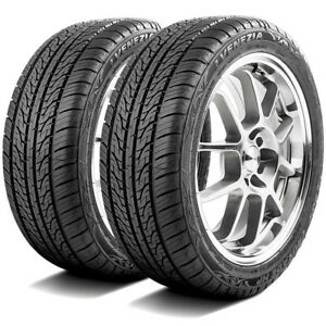 2 Venezia Crusade Hp 225 40r18 Zr 92w Xl A S High Performance All Season Tires