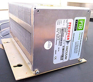 Pfeiffer Tps300 Vacuum Turbo Pump Controller Power Supply Tested 100 Free Ship