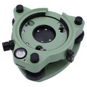 Gdf312 New Total Station Tribrach With Optical Plummet Replace Leica Gdf312