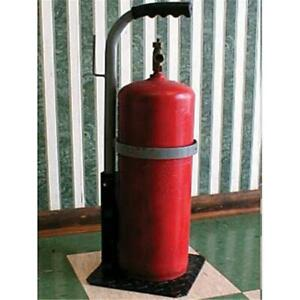 Saf t cart A Stand Specifically For A Inchbin Size Acetylene Cylinder