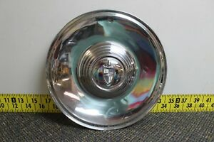 Oem 15 Hub Cap Wheel Cover Ln5657w C 1956 57 Lincoln H C W C Sweet 83