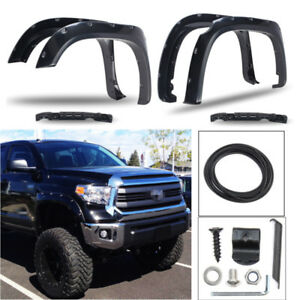 Fender Flares Wheel Cover For 2014 2017 Toyota Tundra Sr Sr5 Platinum Limited