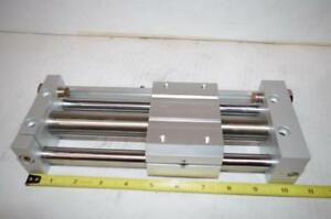 Smc Cdy2s25h 150 Pneumatic Linear Actuator Stage New