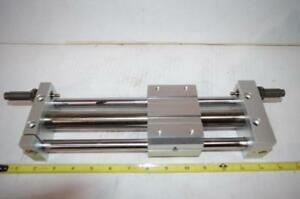 Smc Cdy2s25h 200b Pneumatic Linear Actuator Stage New