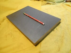 1018 Cr Steel Flat Bar Stock Machine Shop Rectangle Plate 1 X 8 X 11 1 4 Oal