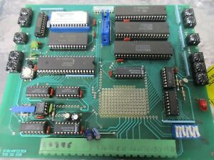 Streamfeeder 1250 Streamer Feeder Board 535 00 008 M 1 0 Used