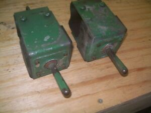 Oliver 66 super66 77 super77 88 super88 Farm Tractor Factory Hydralectric Switch