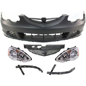 New Auto Body Repair Kit Front Coupe For Acura Rsx 2002 2004