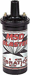 closeout Msd 8222 Blaster High Vibration Ignition Coil
