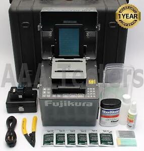 Fujikura Fsm 30pf Sm Mm Core Alignment High Strength Fiber Fusion Splicer