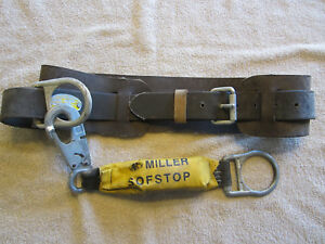 Safety Belt stringer miller Shock Absorber sz lg used