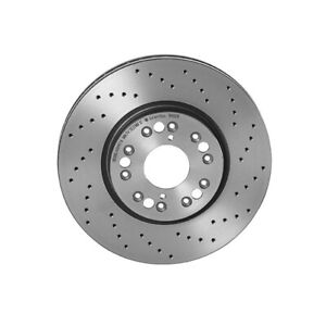 Brembo Xtra Front X Drilled Brake Disc Rotor For Lexus Gs300 Is300 Ls400 Sc430