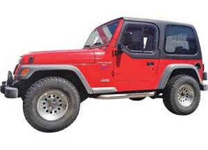 Jeep97200 97 06 Jeep Wrangler Tj Hard Top W Upper Doors 1 Pc Promaxx