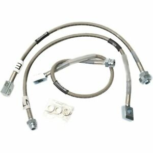 Russell New Brake Lines Set Of 3 Front Or Rear Chevy Suburban Chevrolet K1500