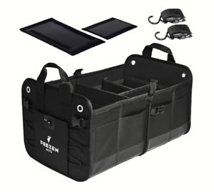 Car Trunk Organizer For Suv Truck Auto Durable Collapsible Cargo Storage