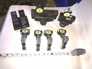 Federal Indicators Inspection Gages 7 Starrett 81 111 624 Precision Machinist