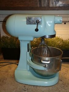 Hobart N50 Commercial 5 Quart Commercial Mixer With Bowl Whip Attachment Ohio