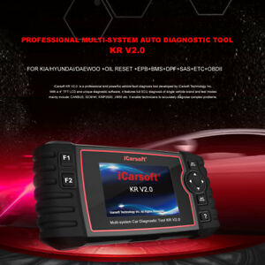 Icarsoft Kr V2 0 Multi system Diagnostic Tool For Kia hyundai daewoo Oil Reset