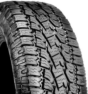 4 New Toyo Open Country A T Ii P285 70r17 117t At All Terrain Tire
