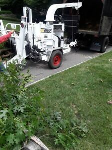 Wood Chipper Altec 2007