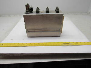 Inductoheat 10310 073 Water Cooled Induction Heating Capacitor 1000hz