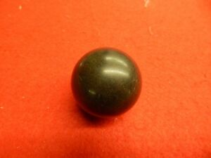 Used Vintage 50 S 60 S Ford Chevy Bakelite Black Ball Shift Knob