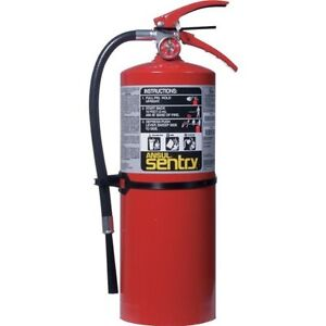 New Ansul Sentry Aa10s 10lb Abc Tal Fire Extinguisher