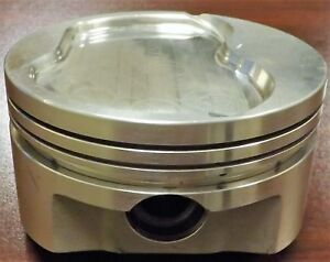 206063 Srp Pistons 351 W Stroker Windsor Dish 408 Ford 4 030 Bore 9 3 1 Comp