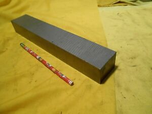 S 7 Tool Steel Bar Stock Machine Mold Die Shop Flat S7 1 3 8 X 1 3 4 X 12