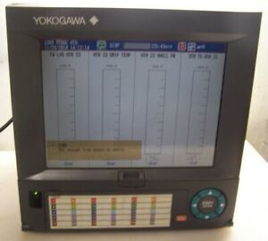 Yokogawa Daqstation Digital Recorder Aquisition Station Dx2030 1 4 2 A3 m1 n1 r1