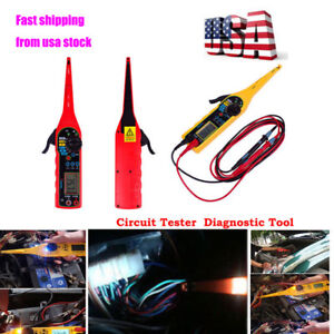 Multi Function Auto Circuit Tester Multimeter Lamp Car Repair Diagnostics Tool