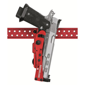 Safariland 014 6in. 1911 Government STX Tactical Black Left Hand 014-853-122
