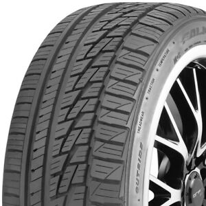 2 New Falken Ziex Ze950 A s 195 50r15 82h All Season Tires