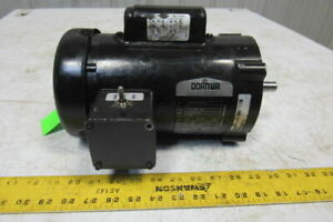Dorner 34h635 5594g1 5hp 1ph 115 208 230v 60hz 56c Electric Ac Motor