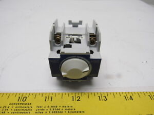 Eaton Cutler Hammer C320tp1 Ser A1 0 1 30 Second Timer On Or Off Delay