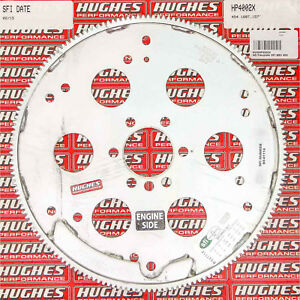 Hughes Performance Hp4002x Hd Flexplate Sfi Bbc 454 Gen 5 6 168 Tooth Ext