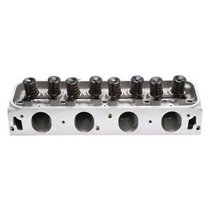 61649 Edelbrock Single Perf Rpm Bb Fits Ford Cj 460 Cnc Head Comp
