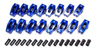 Scorpion Performance 1026 Sbc Roller Rocker Arms 1 7 Ratio 7 16 Stud
