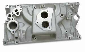Gm Performance Parts 12496821 Intake Manifold Sbc Tbi Vortec